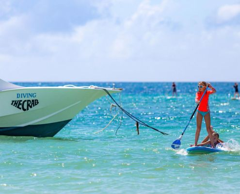 Water Sports Kenya SUP