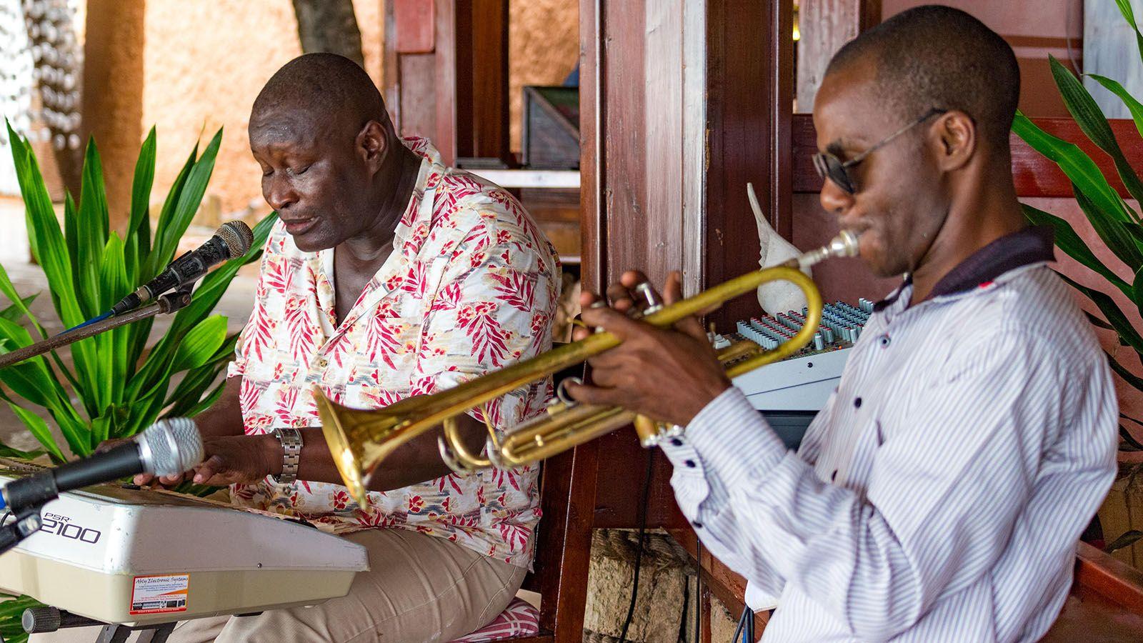 Sunday Jazz at Nomad Beach Bar Diani Beach