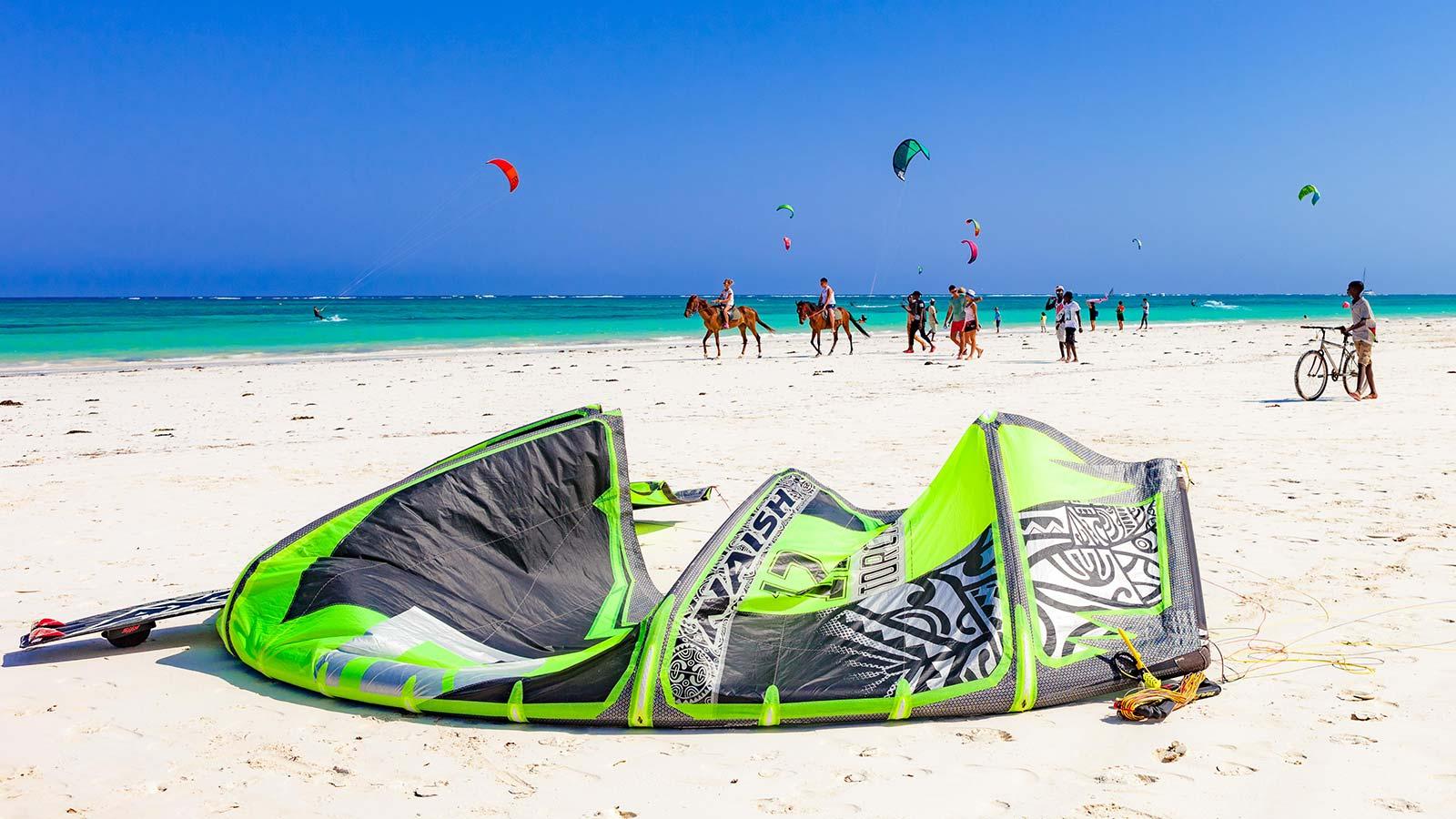 Diani Beach Kenya - Nomad Beach Bar