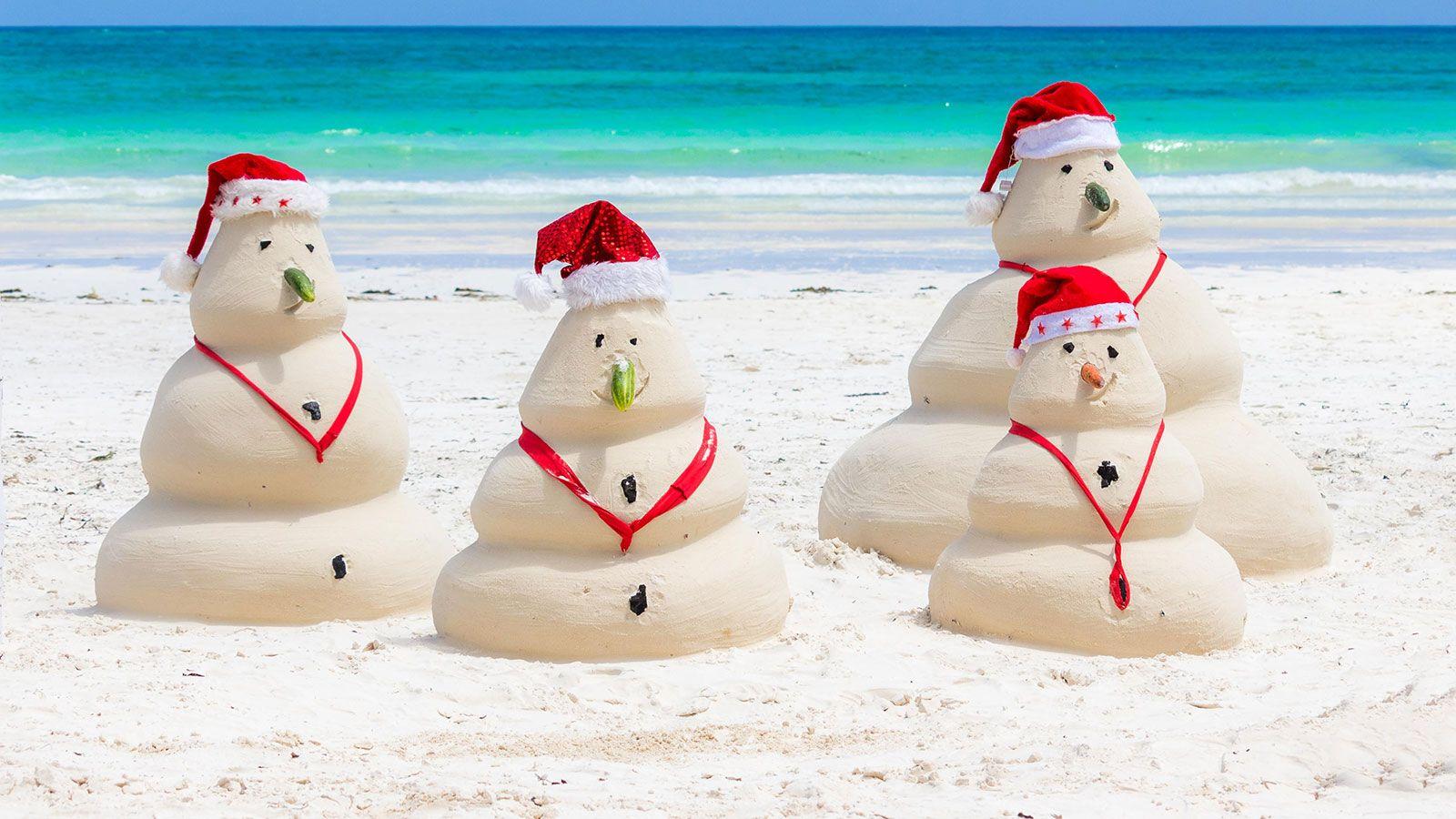 Christmas at Nomad Beach Bar Diani Beach