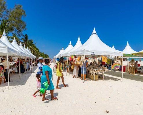 Nomad Christmas Craft Fair Diani Beach Kenya