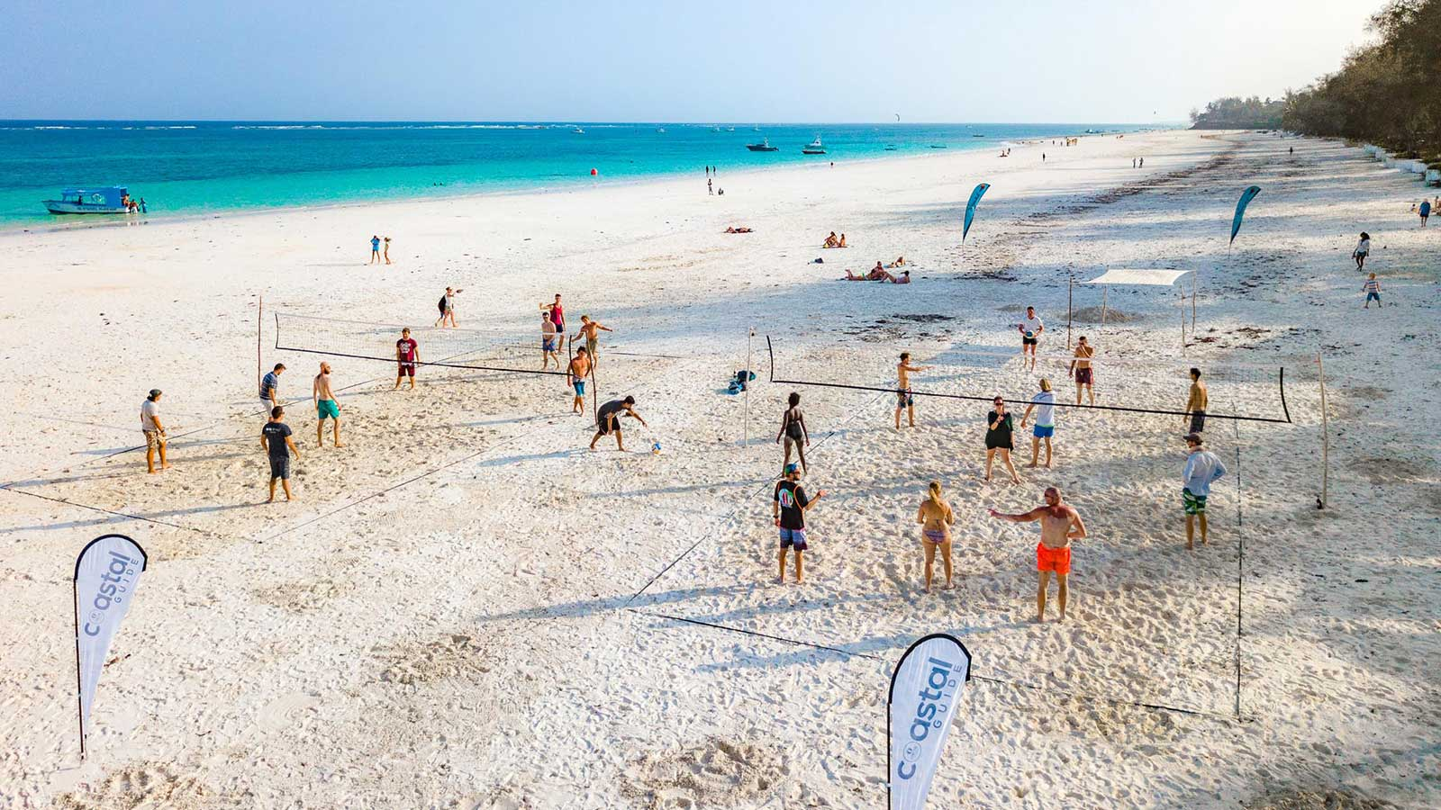 Diani Beach Volleyball